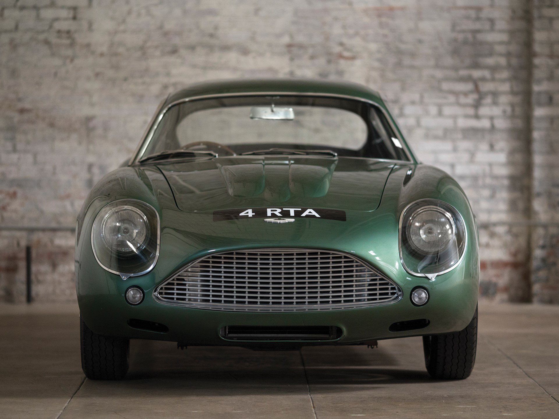RM Sothebys Aston Martin DBGT Zagato New York Driven By - New aston martin zagato