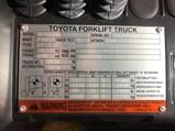 Toyota 8FGCU25 Fork Lift - $
