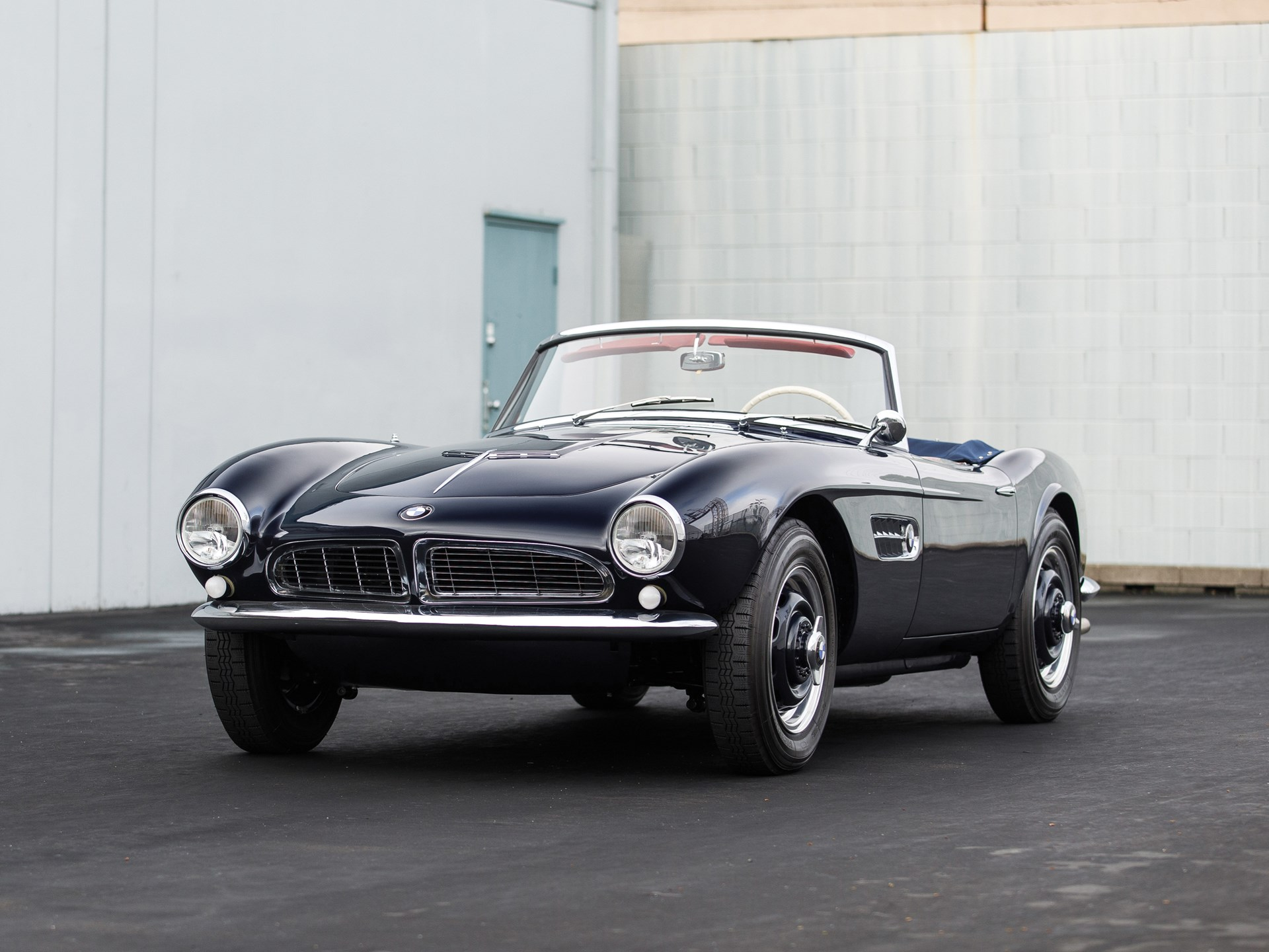 Image result for rm arizona 2019 1958 BMW 507 Roadster Series II