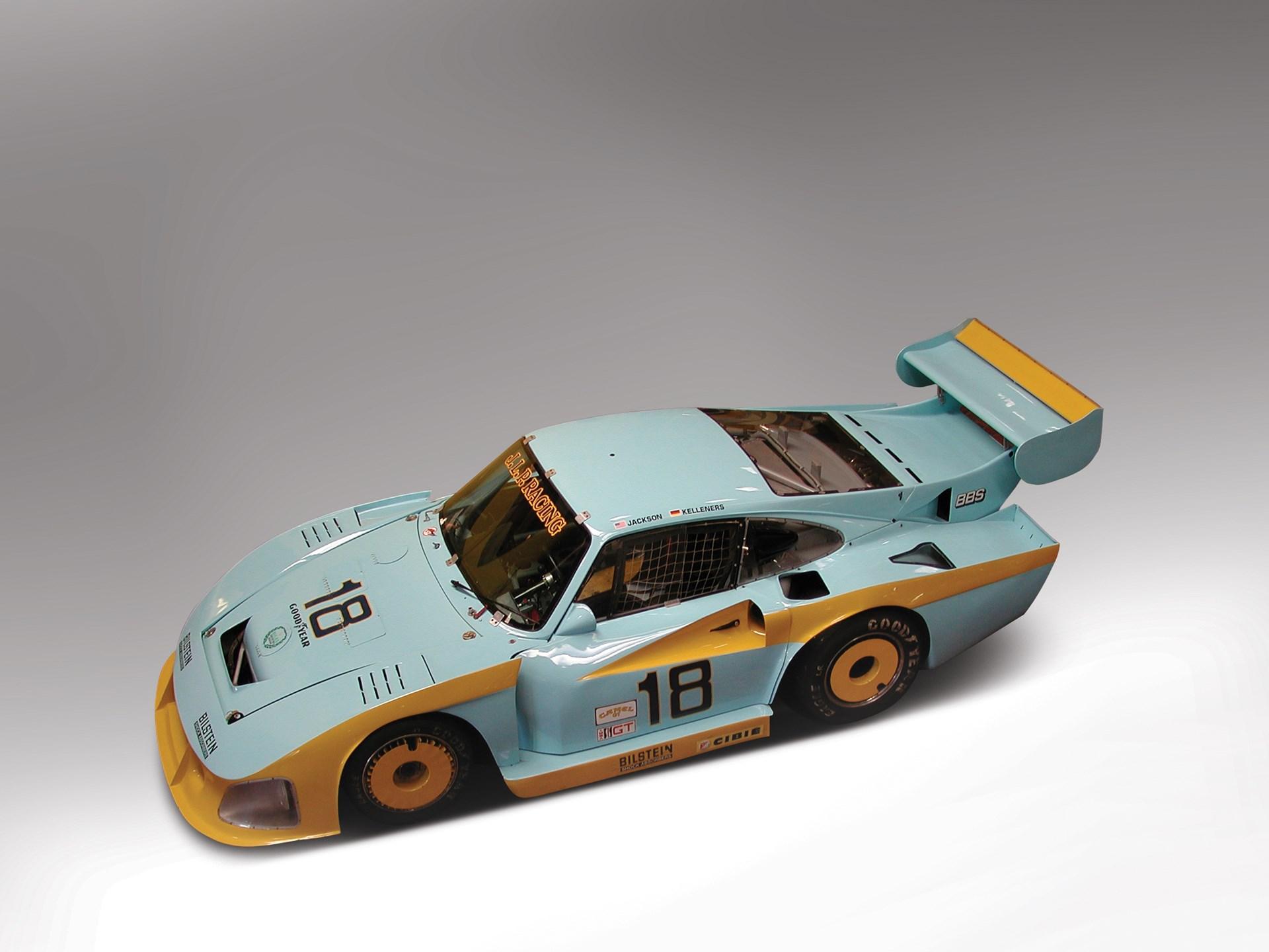 1981 Porsche 935 IMSA Group 5 Race Car