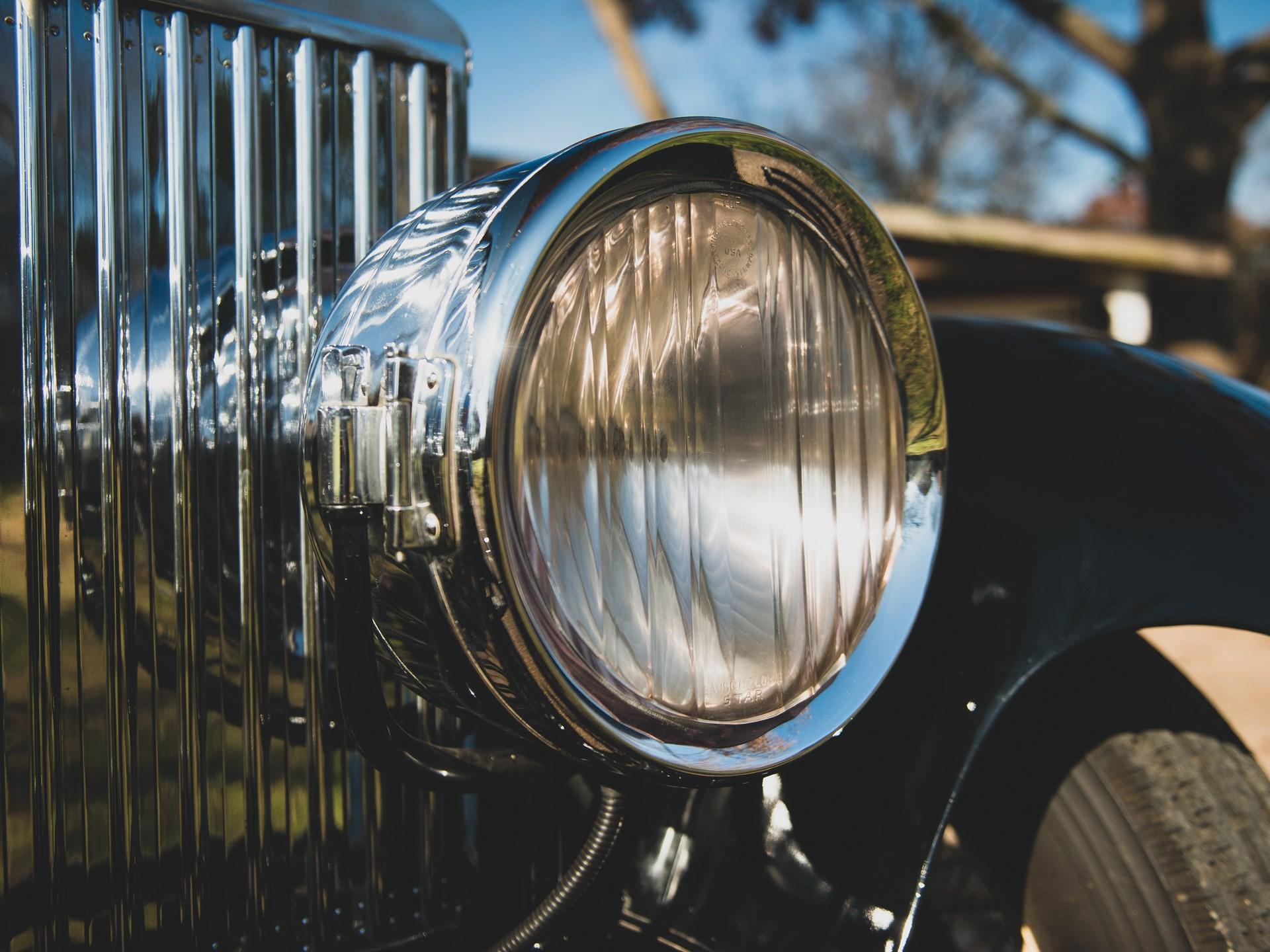 1928 Rolls-Royce Phantom I St. Stephen Town Car Landaulette by Brewster