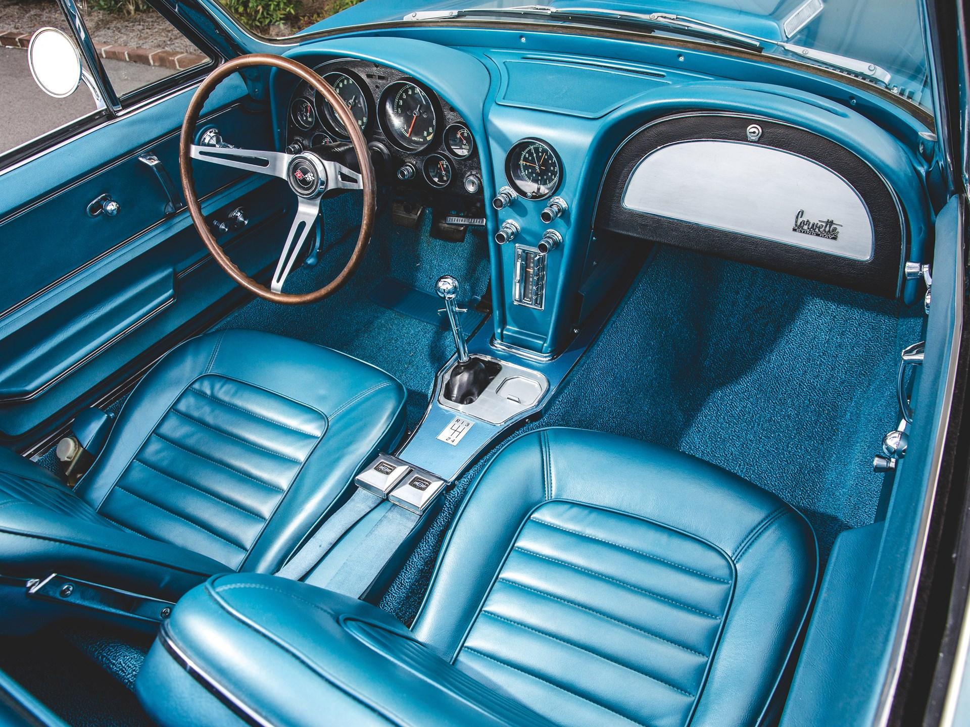 1966 Chevrolet Corvette Sting Ray Convertible