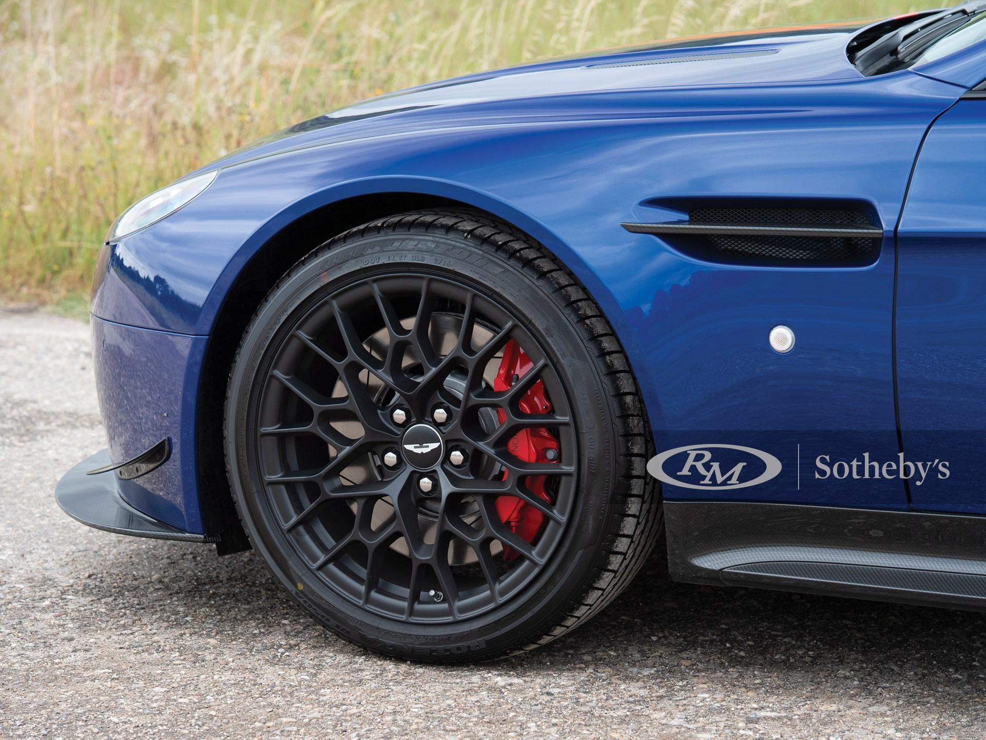 2017 Aston Martin V8 Vantage AMR  -