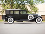 1930 Packard Deluxe Eight All-Weather Town Car by LeBaron - $
