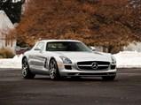 2011 Mercedes-Benz SLS AMG  - $
