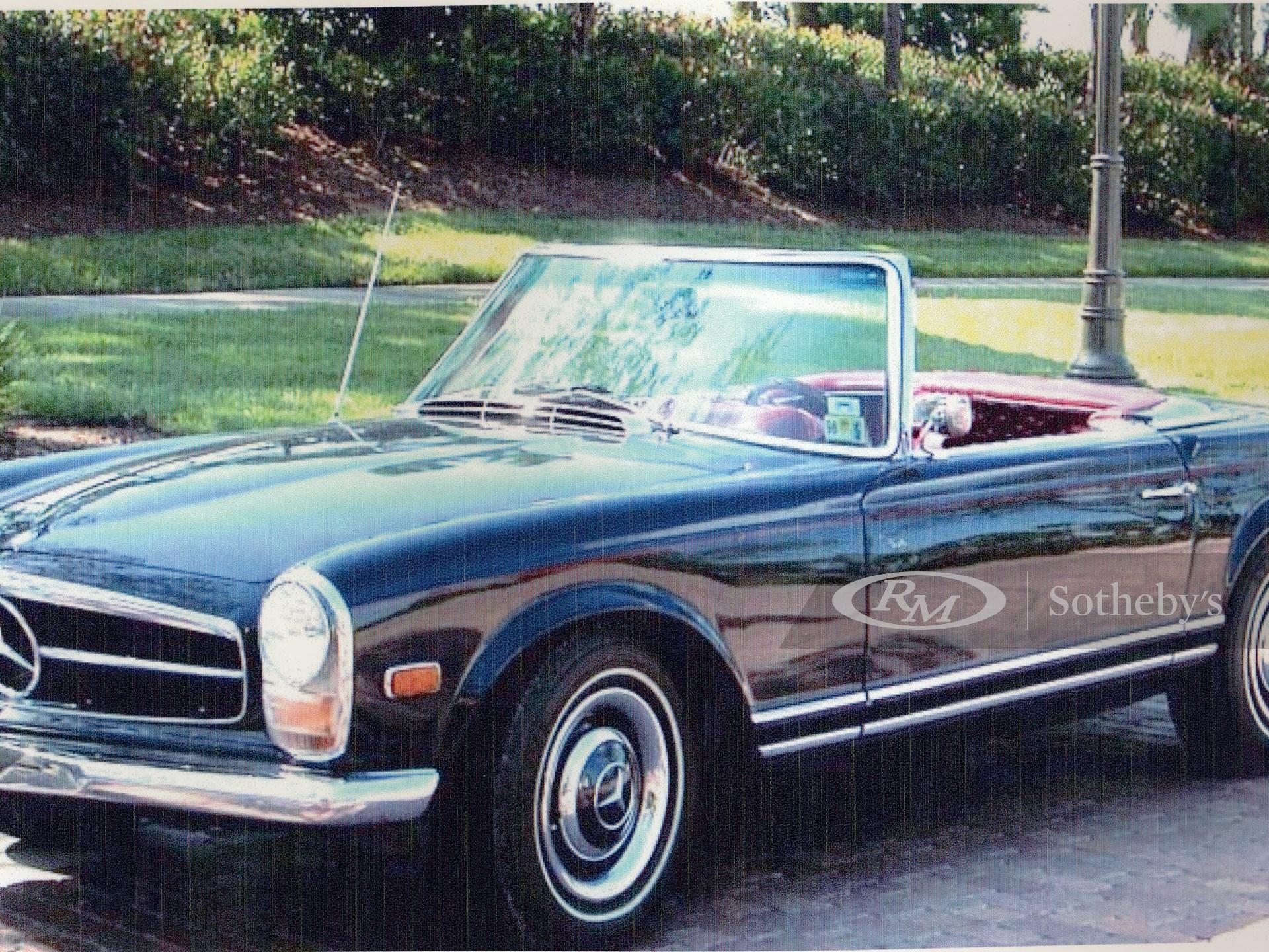1964 Mercedes-Benz 230 SL Convertible  -