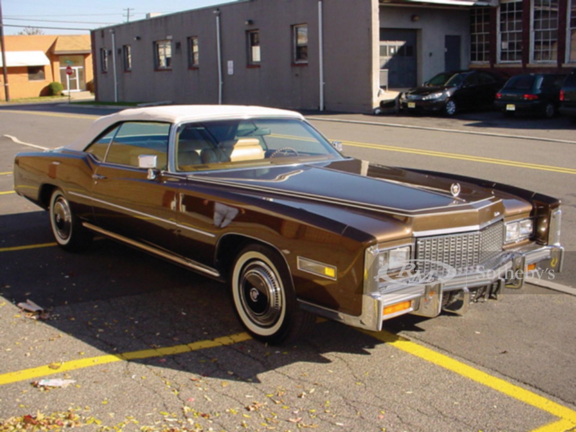 1976 Cadillac Eldorado Convertible  -