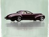 2000 Buick Blackhawk Factory Custom  - $