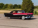 1957 Ford Fairlane 500 Sunliner  - $Photo: @vconceptsllc | Teddy Pieper