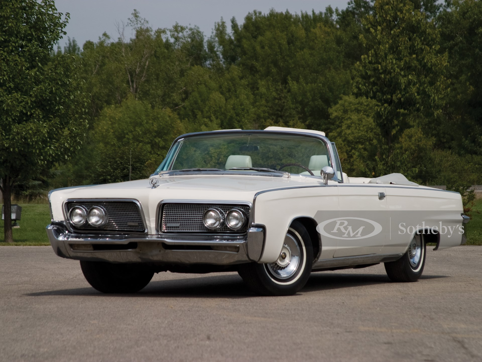 1964 Chrysler Imperial Convertible  -