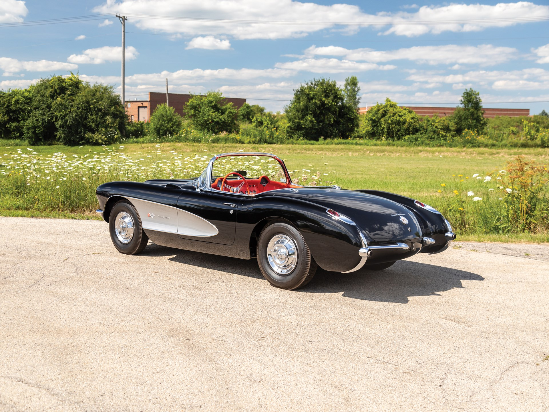 1957 Chevrolet Corvette 'Fuel-Injected'
