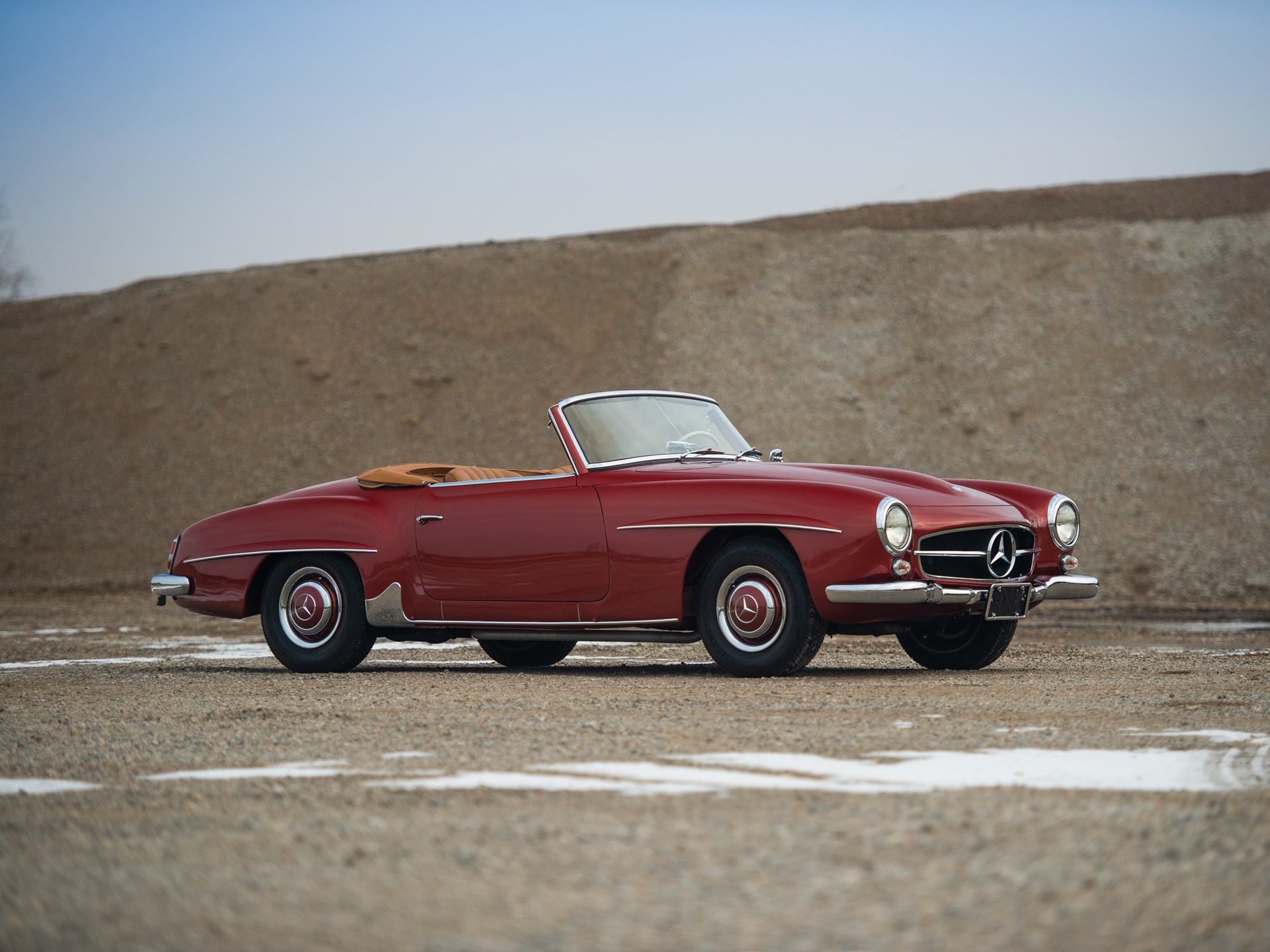 Tremendous Rm Sothebys 1959 Mercedes Benz 190 Sl Arizona 2019 Wiring Digital Resources Millslowmaporg