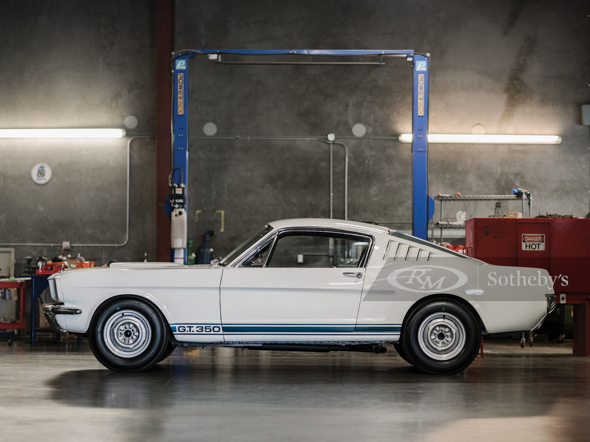 1965 Shelby GT350  -