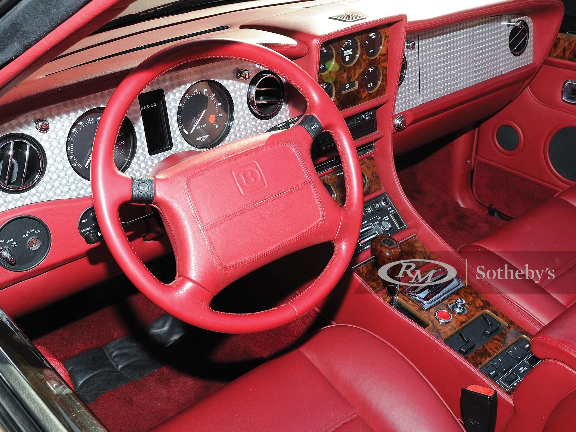 1996 Bentley Azure Turbo Convertible