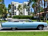 1967 Cadillac DeVille Convertible  - $