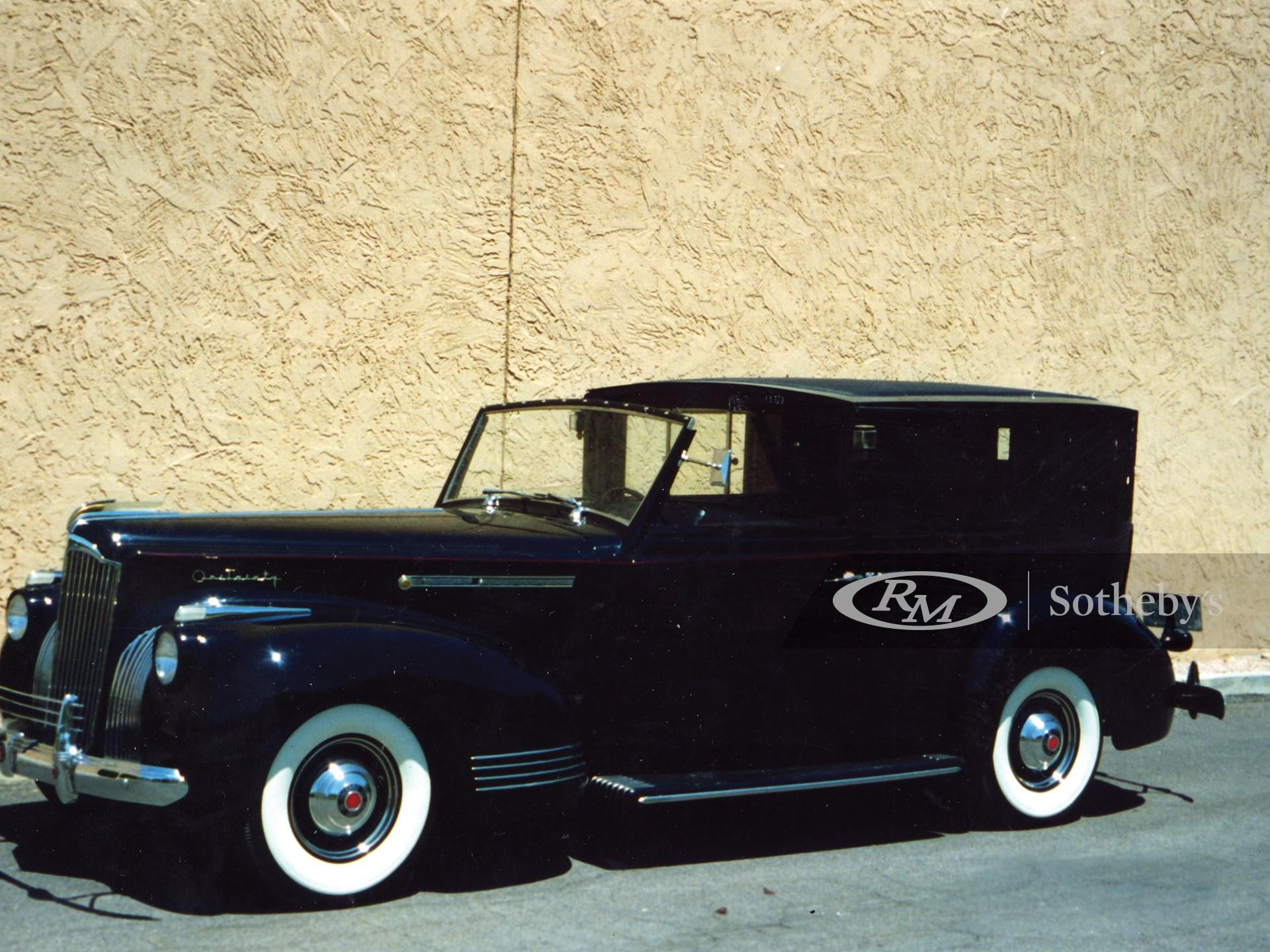 1941 Packard 120 Rollson Town Car
