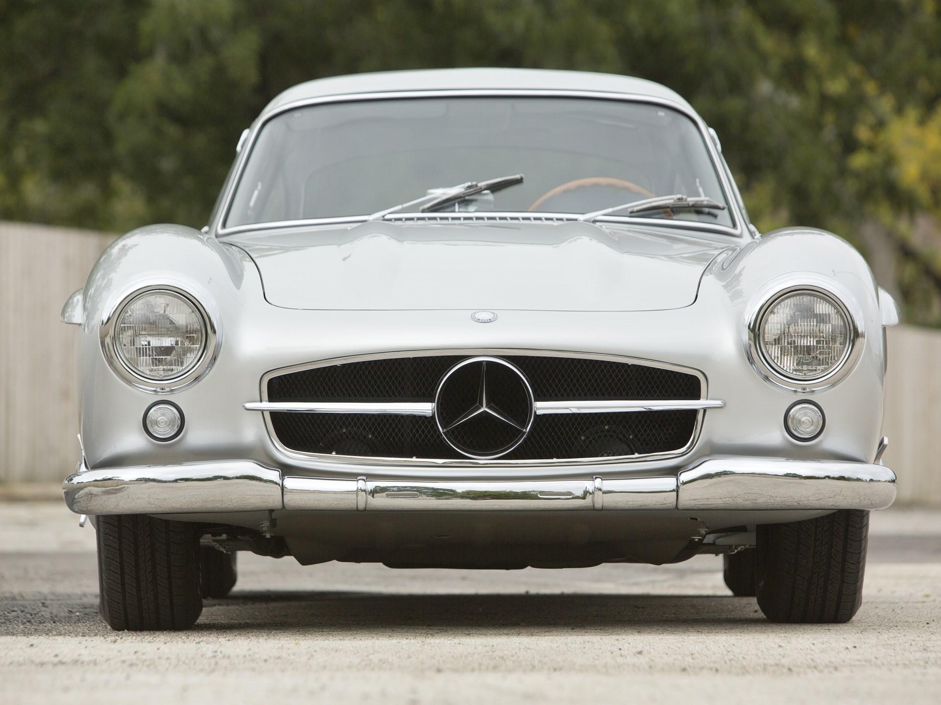 Rm Sothebys 1956 Mercedes Benz 300 Sl Gullwing Arizona 2014 1960 300d Fuel Filter