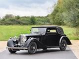 1938 Bentley 4¼-Litre Sedanca Coupé by Gurney Nutting - $