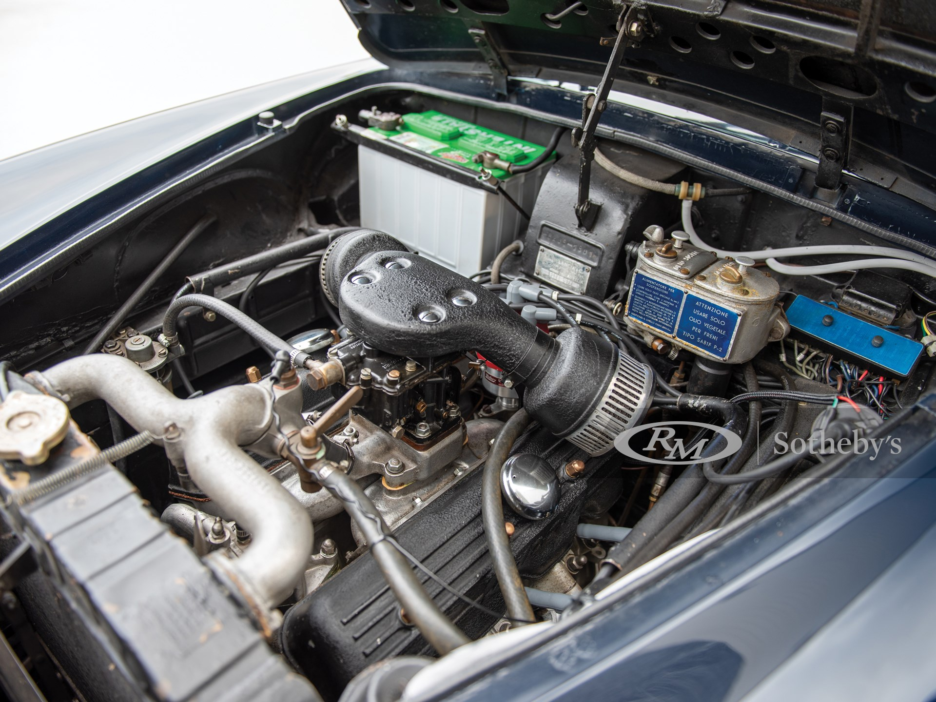 1958 Lancia Aurelia B20 GT Series 6 Coupe by Pinin Farina -
