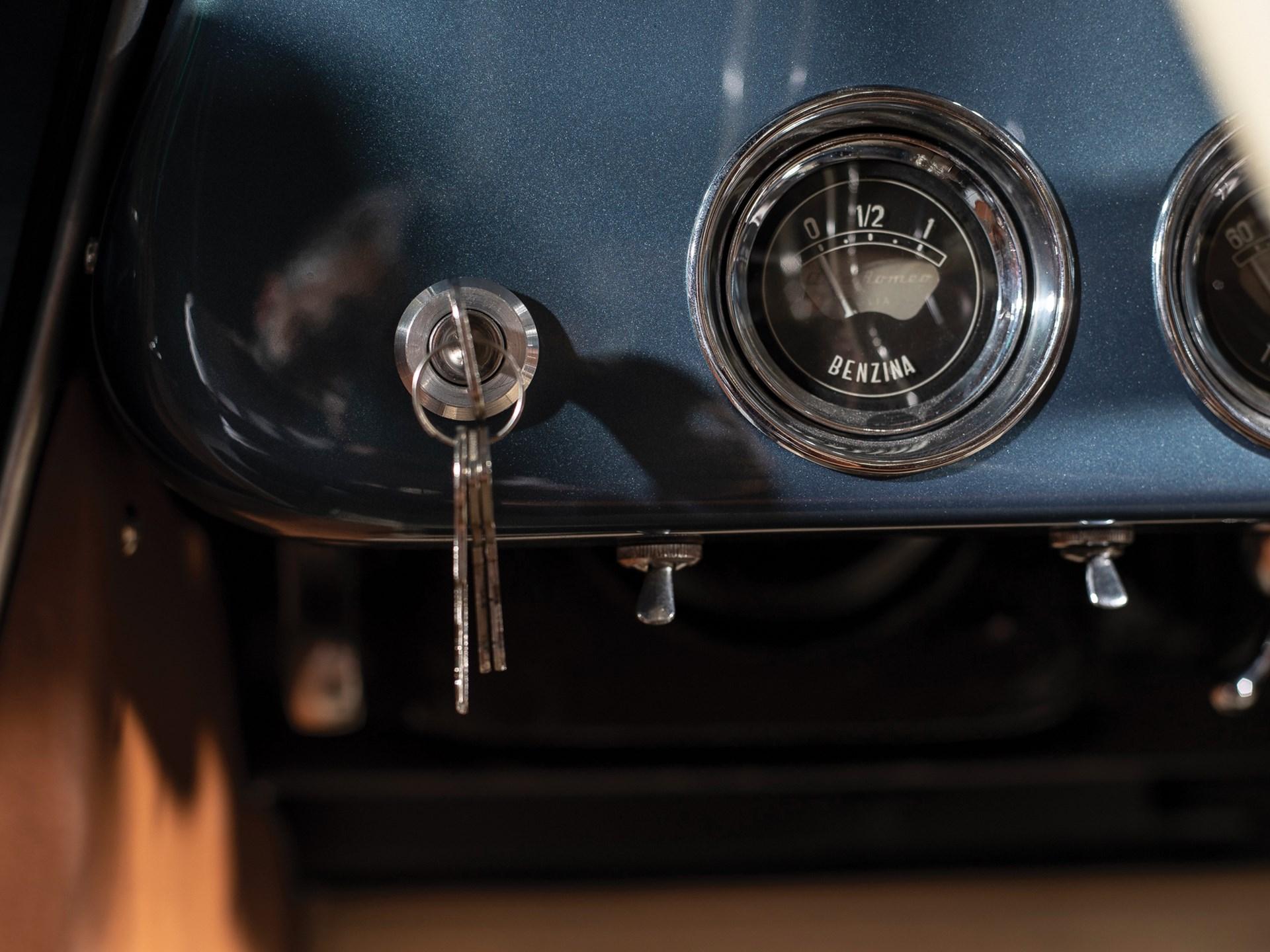 1954 Alfa Romeo 1900C Super Sprint Coupé by Touring