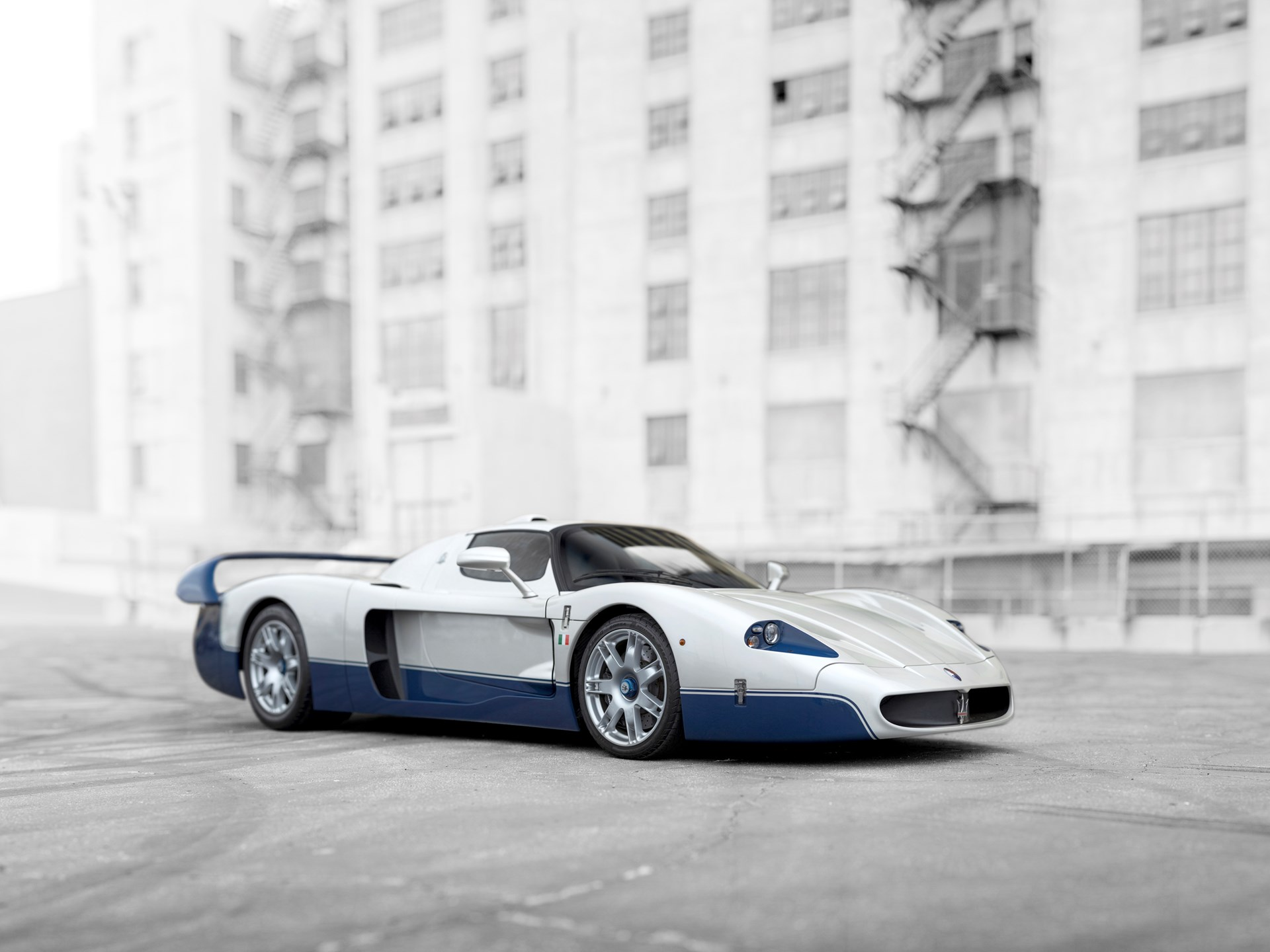 rm sotheby 39 s 2005 maserati mc12 monterey 2015. Black Bedroom Furniture Sets. Home Design Ideas