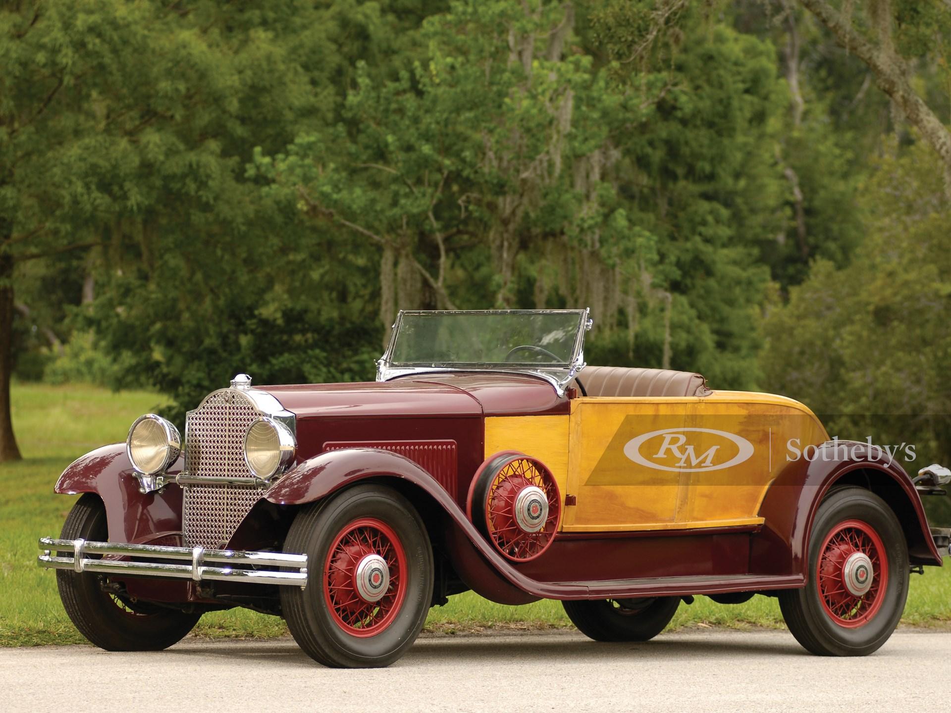 1931 Packard Eight Custom Speedster