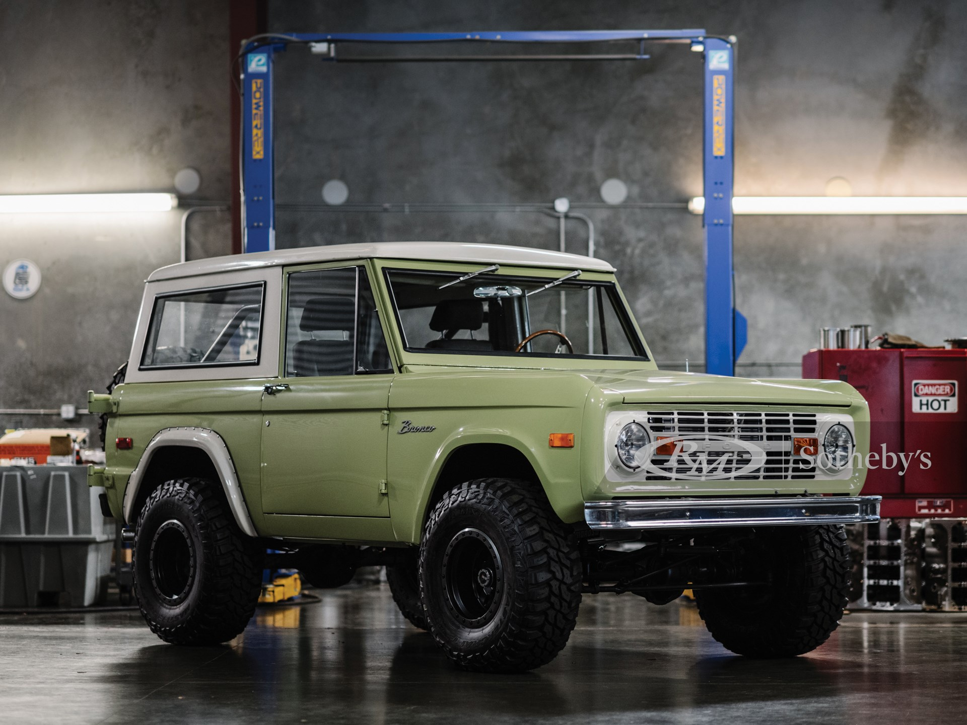 1971 Ford Bronco Custom Arizona 2020 Rm Sotheby S