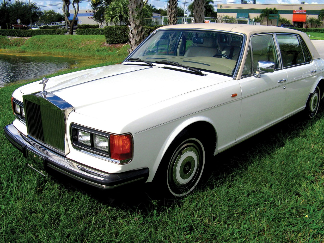 RM Sotheby's - 1989 Rolls-Royce Silver Spur | Fort Lauderdale 2013