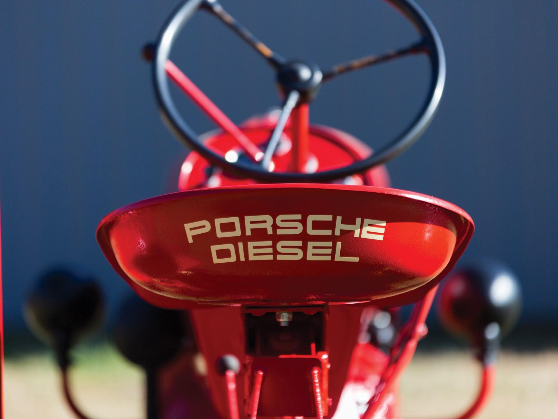 1960 Porsche-Diesel Junior 108 L