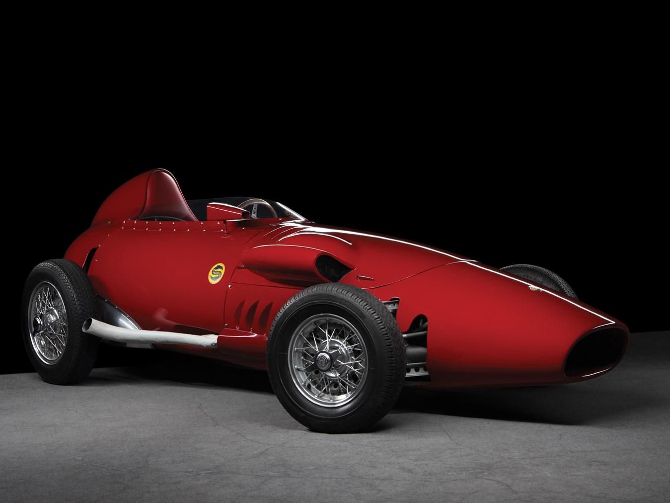 Rm Sotheby S 1959 Stanguellini Formula Junior Paris 2016 # Cache Television Hydraulique