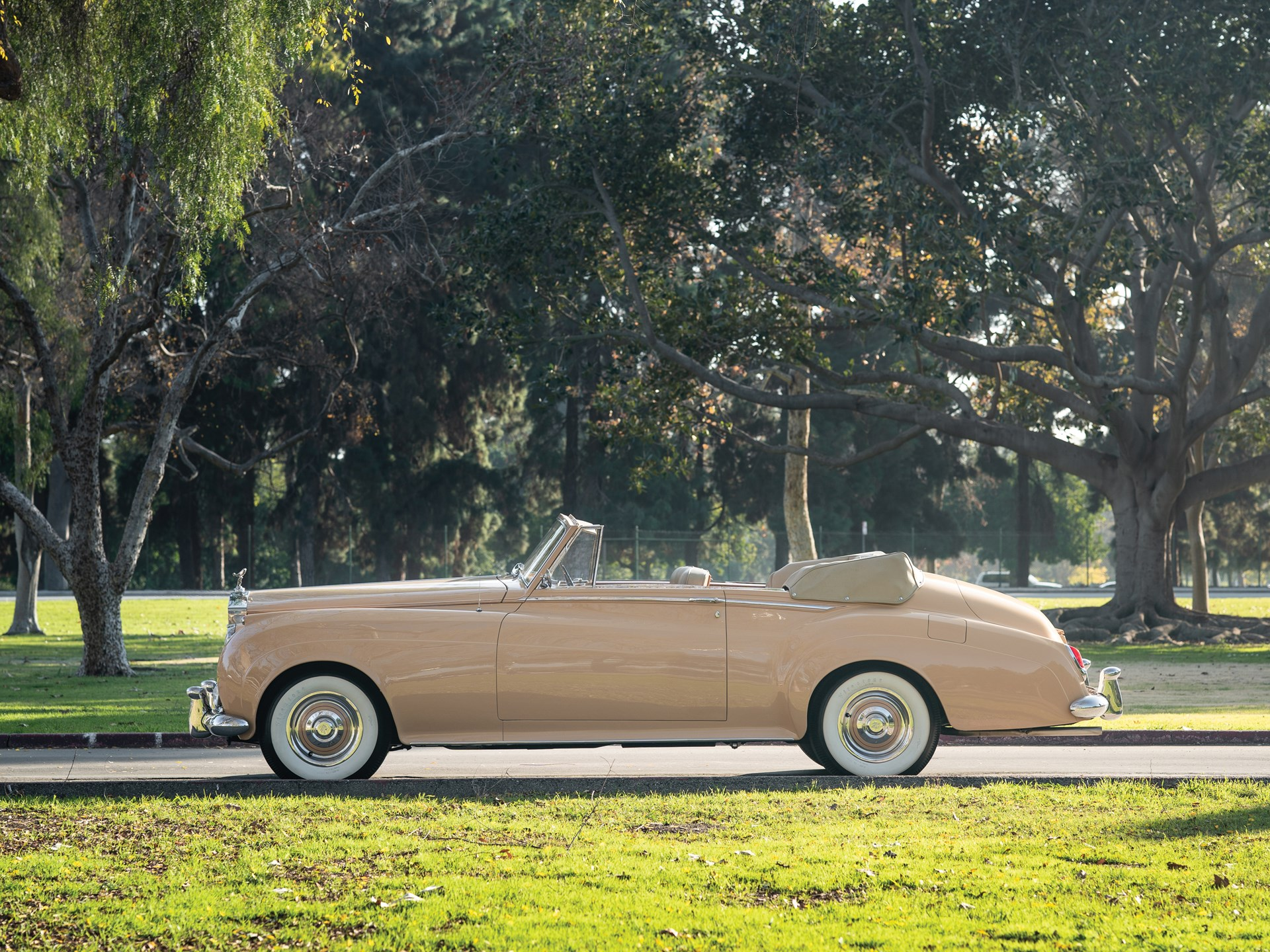 1959 Rolls-Royce Silver Cloud I Drophead Coupe by H.J. Mulliner