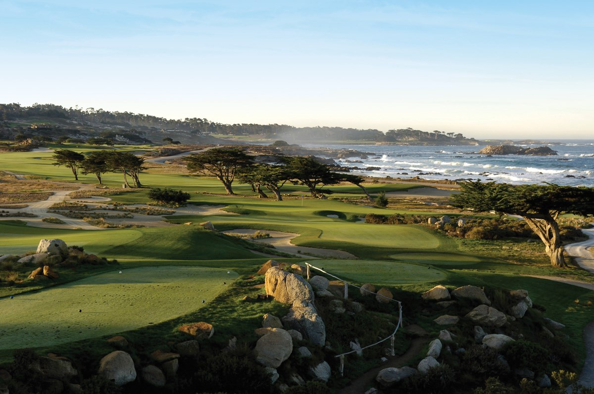 The Shore Course at Monterey Peninsula Country Club