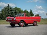 1963 Amphicar 770  - $