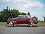 1947 Ford Super Deluxe Convertible  - $