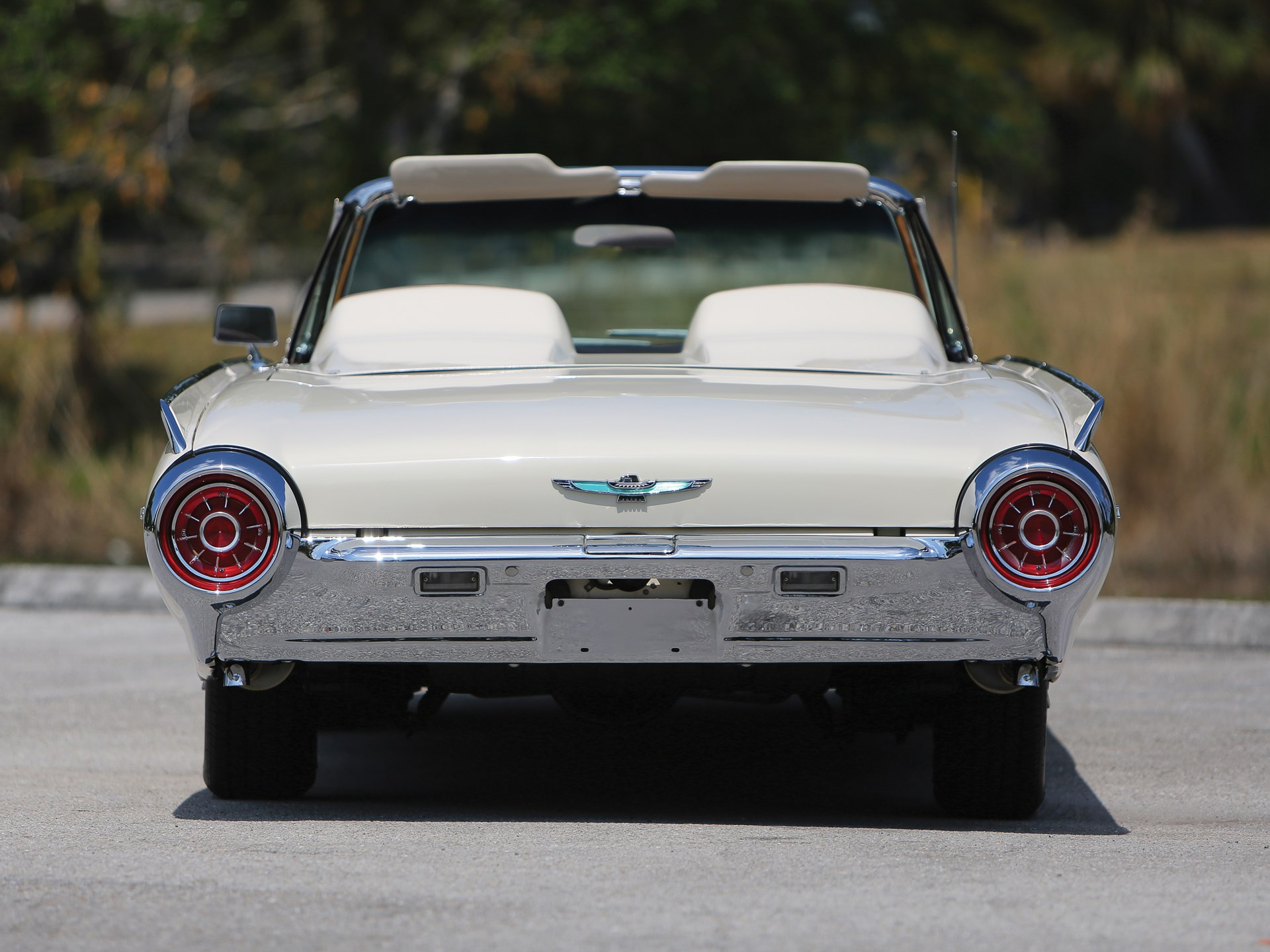 Rm Sotheby S 1963 Ford Thunderbird Convertible Fort Lauderdale 2018