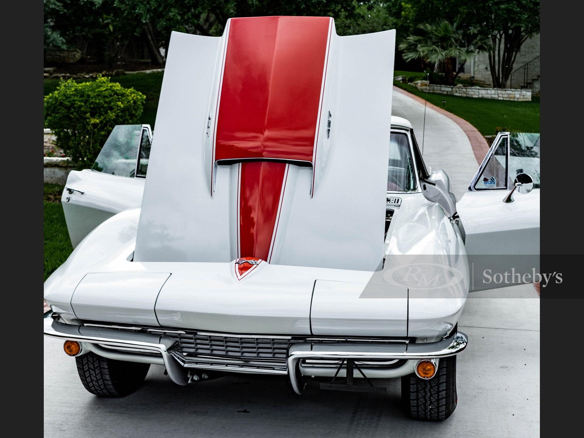 1967 Chevrolet Corvette Sting Ray 427/390 Convertible  -