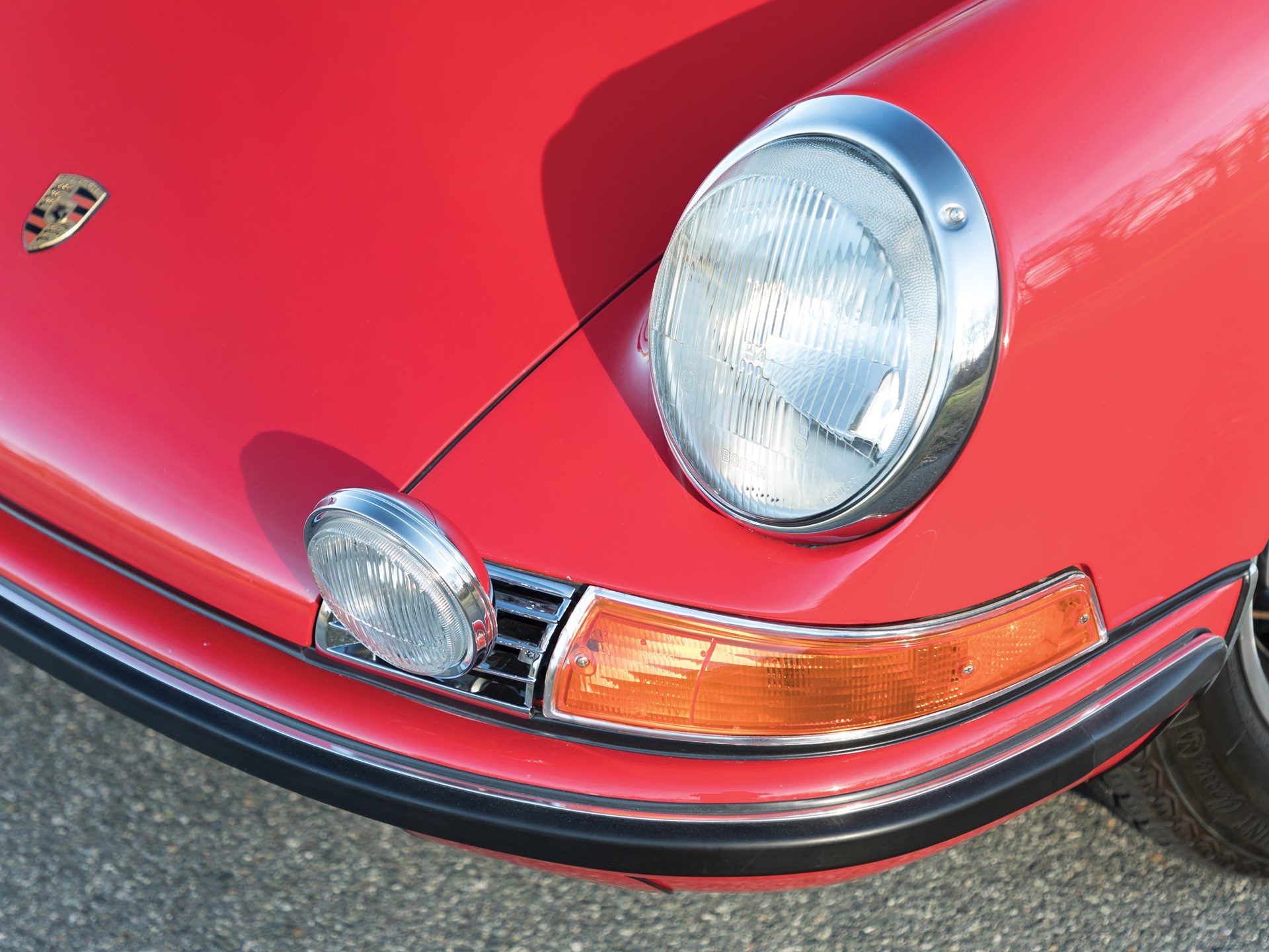1971 Porsche 911 S 2.2 Coupe