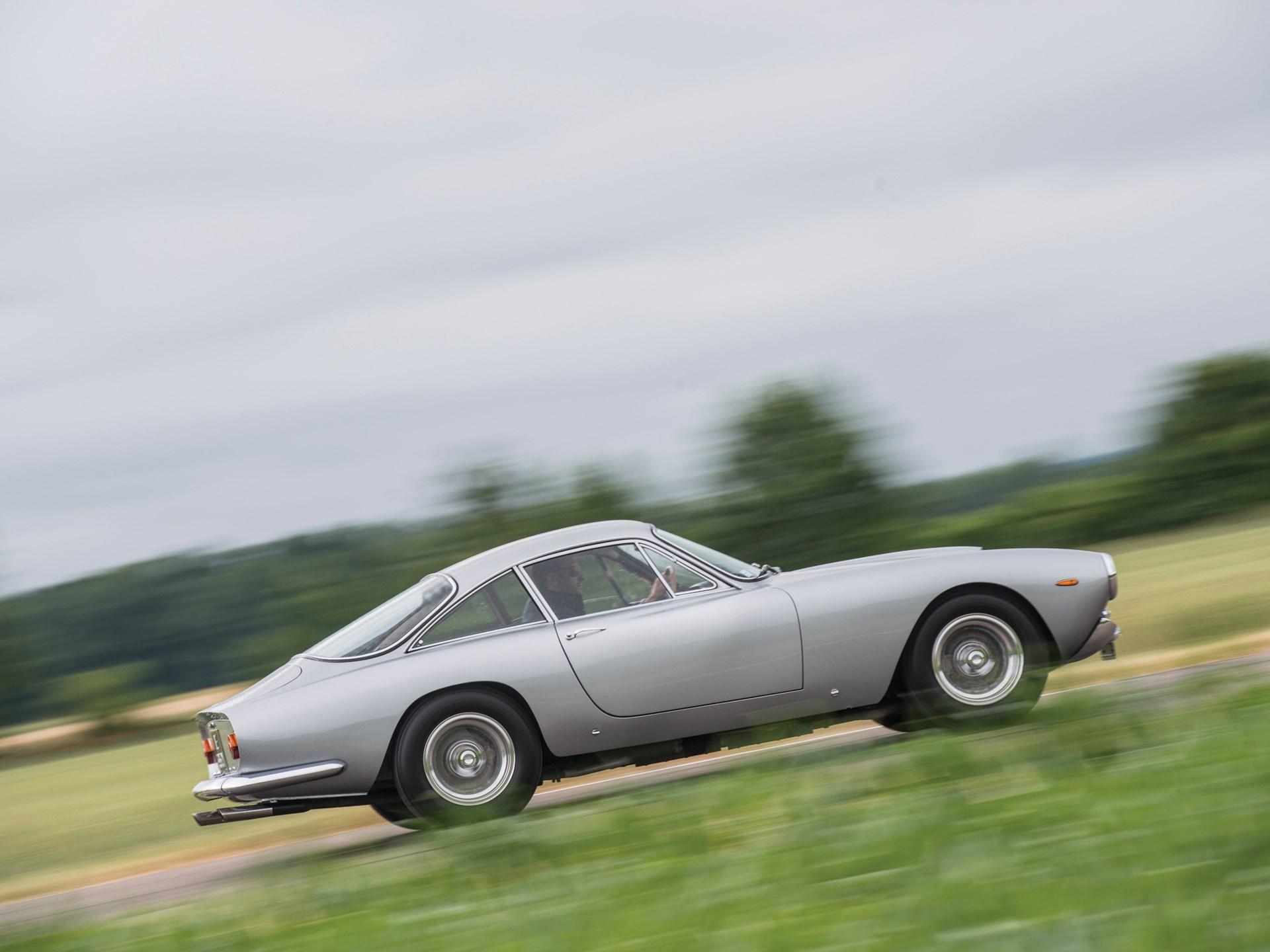 1964 Ferrari 250 GT/L Berlinetta 'Lusso' by Scaglietti