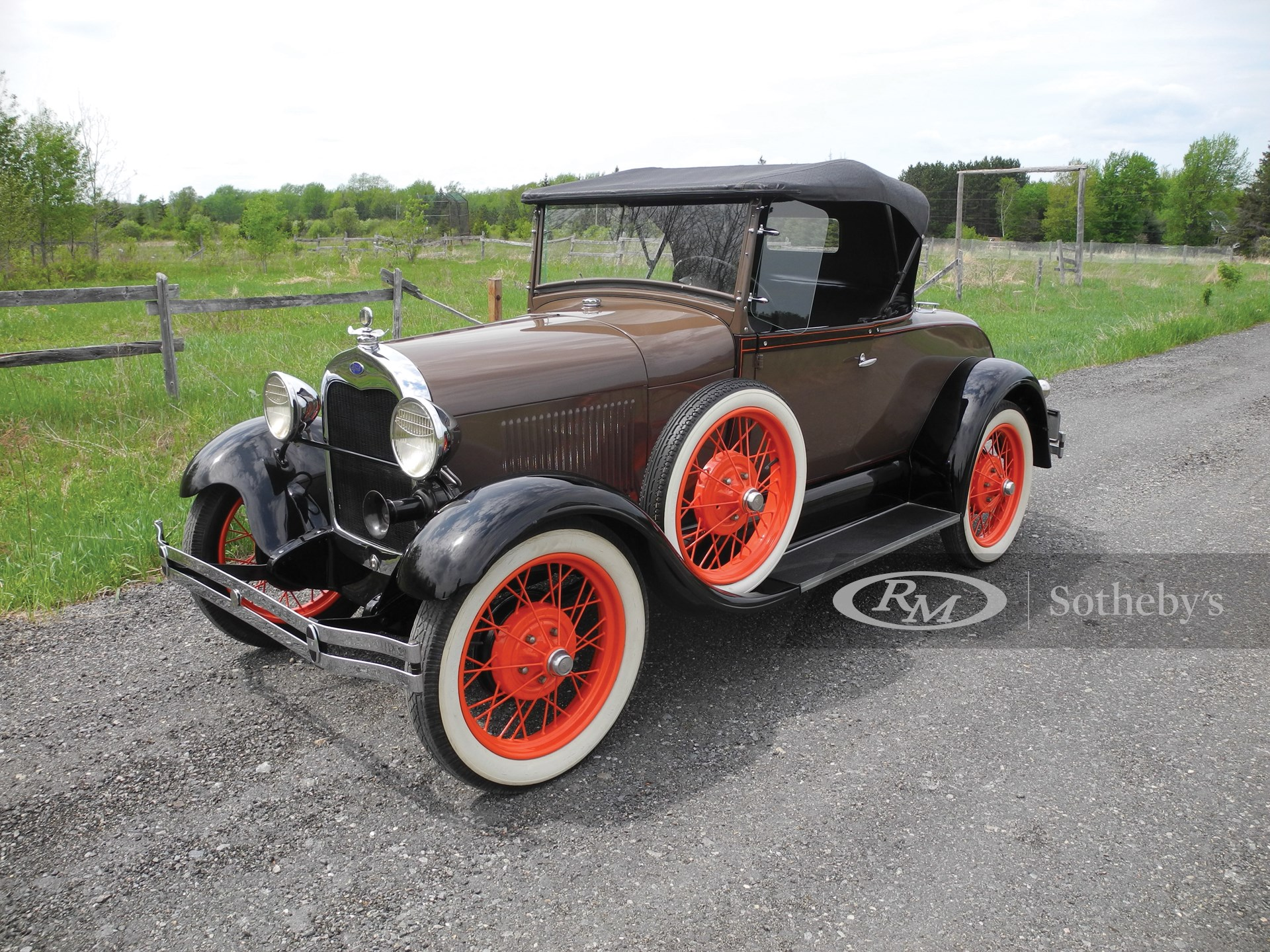 1929 Ford Model A Roadster  -