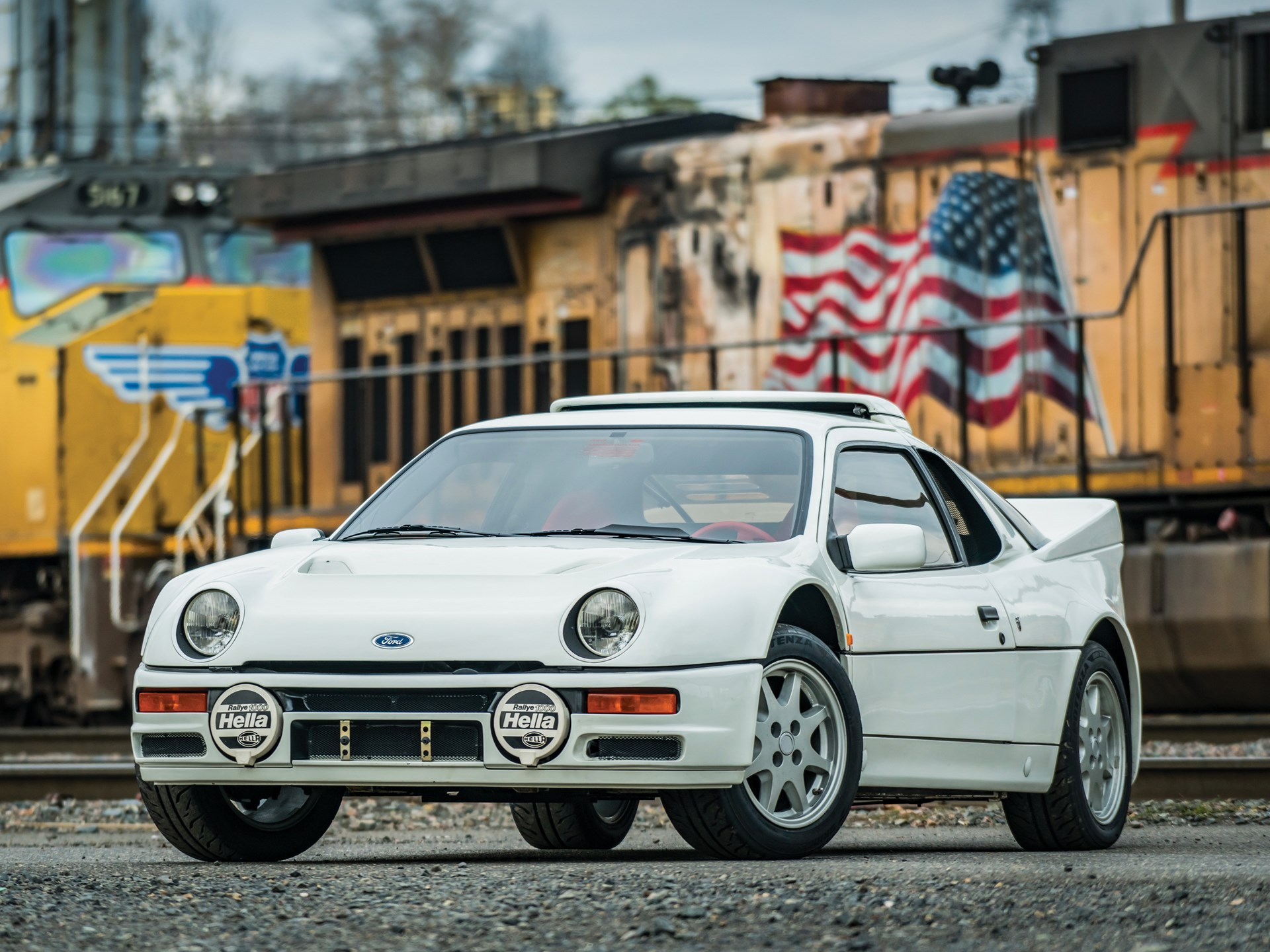 Ford RS200 RM Scottsdale 2019