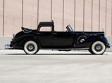 1938 Packard Twelve All-Weather Collapsible Cabriolet by Brunn - $