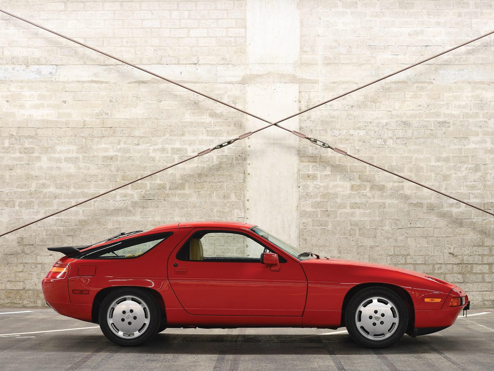 RM Sotheby's - 1988 Porsche 928 S4 | Amelia Island 2019