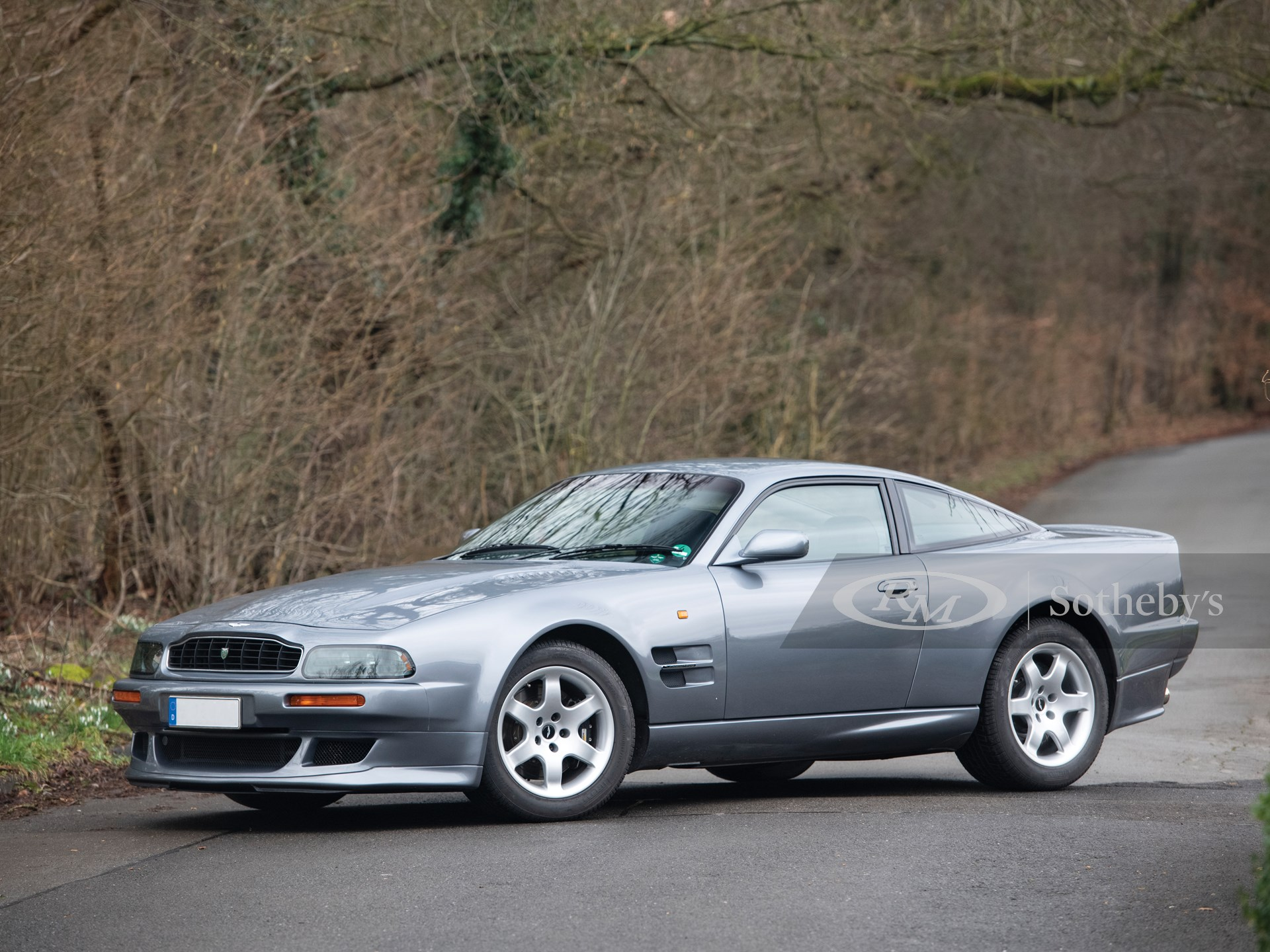 1998 Aston Martin Vantage V600 The European Sale Featuring The Petitjean Collection Rm Online Only