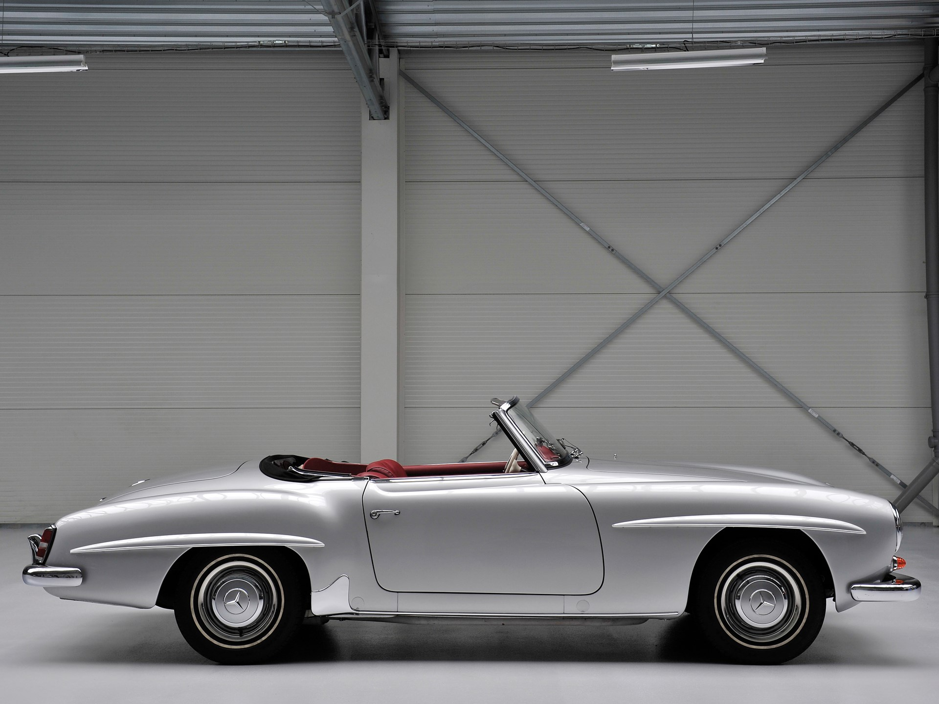 1961 Mercedes-Benz 190 SL