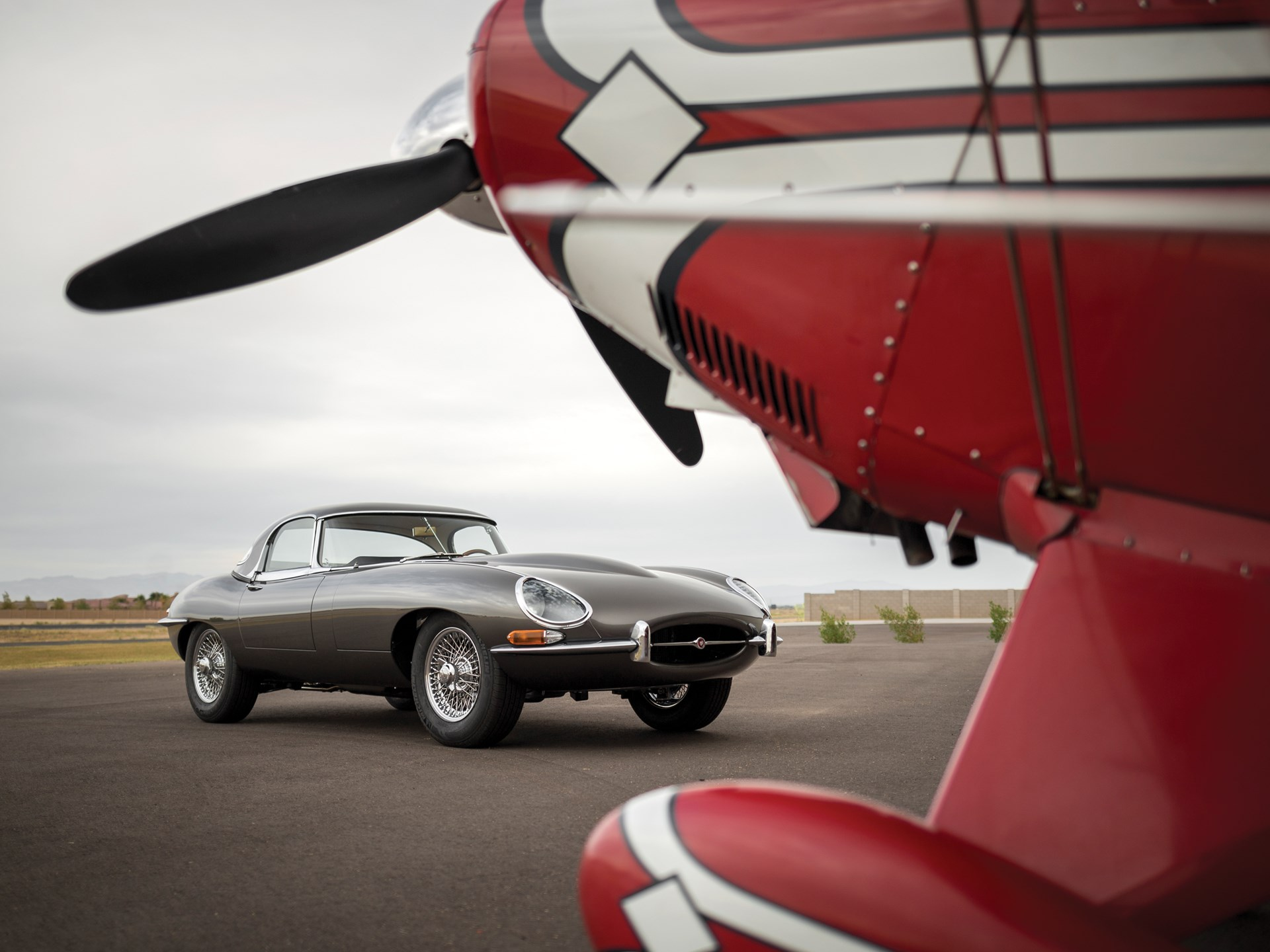 1965 Jaguar E-Type Series 1 4.2-Litre Roadster