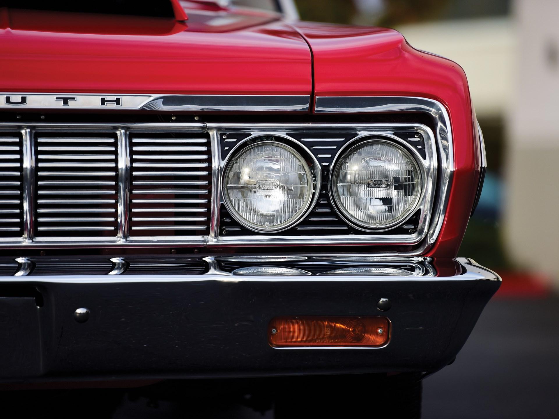 1964 Plymouth Belvedere Race Hemi