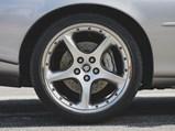 2001 Jaguar XKR Silverstone Coupe  - $