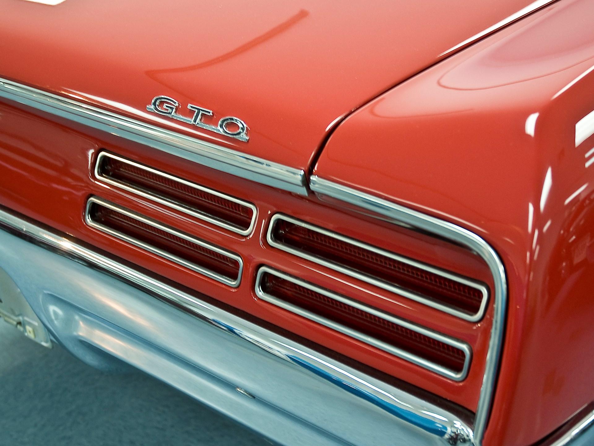 RM Sotheby's - 1967 Pontiac GTO Convertible   Arizona 2012