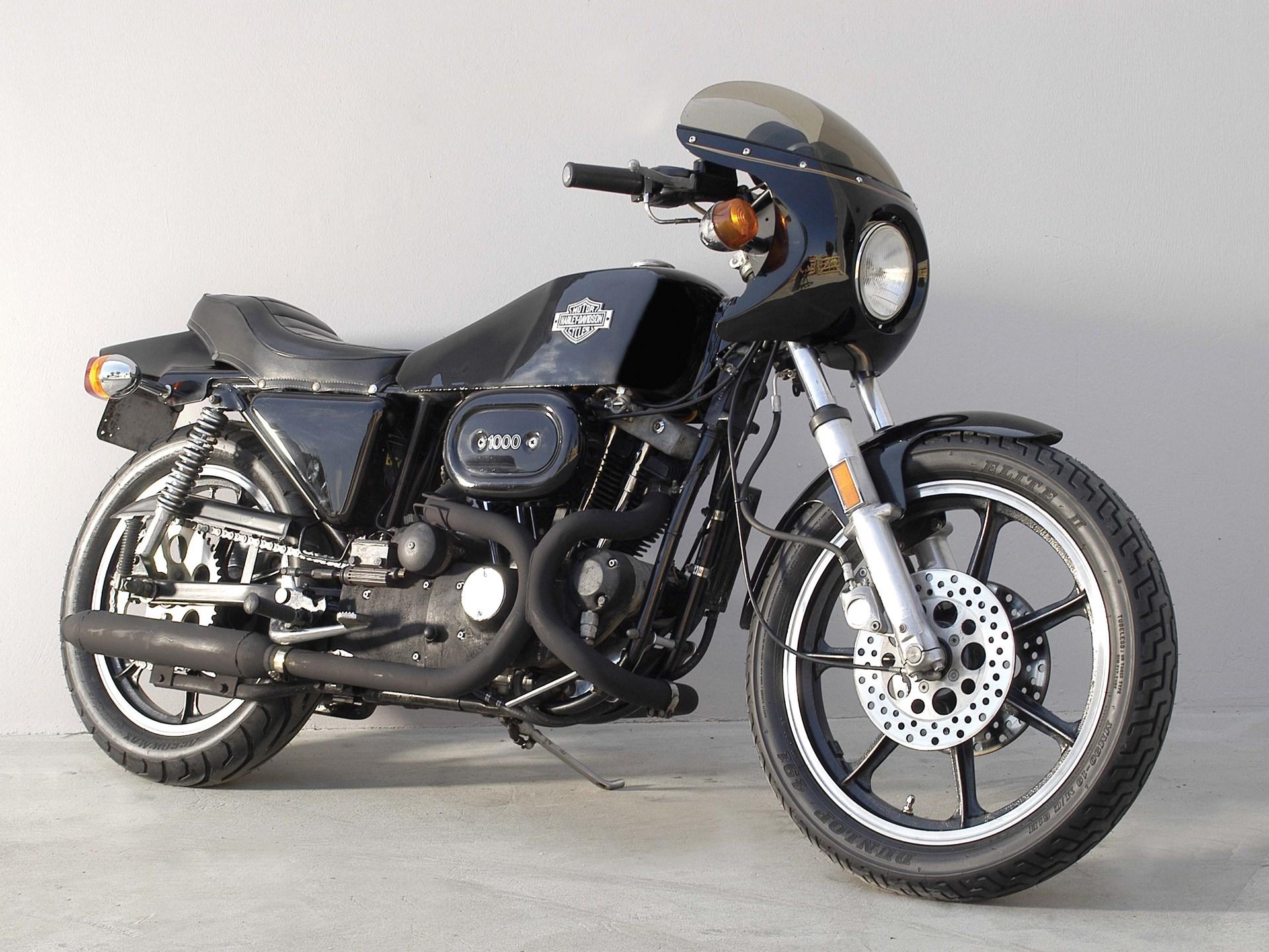 1978 Harley-Davidson XLCR 1000 Café Racer