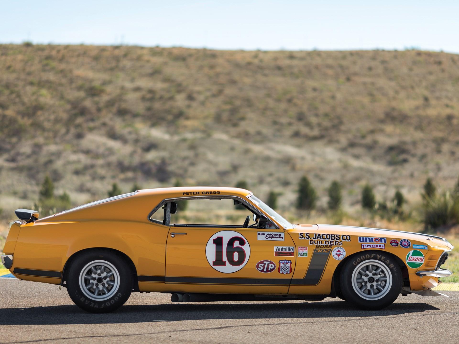 1970 Ford Mustang Boss 302 Kar Kraft Trans Am